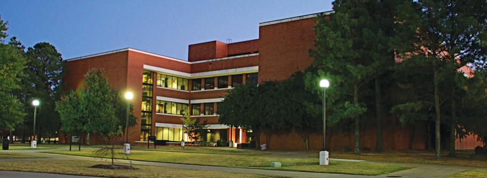 Math – Science Building – U of A Fort Smith